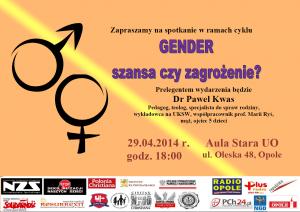 Paweł Kwas w Opolu 29-04-2014